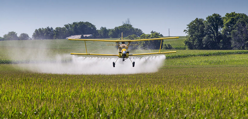 Paraquat and Diquat Use in Pesticides